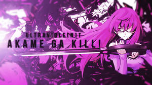 Ultraviolet [Akame Ga Kill!] by HatsOff-Designs