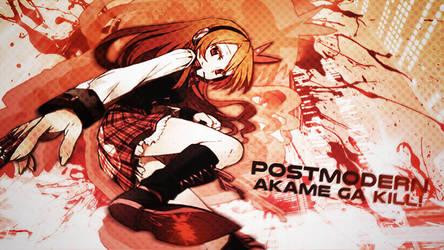 Postmodern [Akame Ga Kill!] by HatsOff-Designs