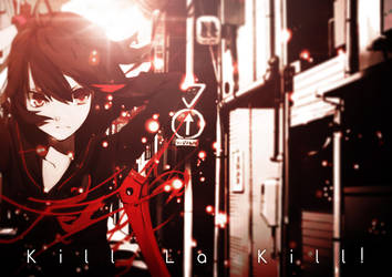 Without a Cause [Kill la kill!] by HatsOff-Designs