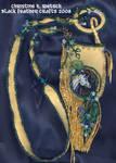 Unicorn Amulet Bag II by Black-Feather