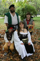 Ren Fest Geeks: the Gathering by Black-Feather