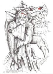 Ironbeard of Mabinogi by Black-Feather