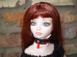 Ellowyne's Blood Red Beauty by Black-Feather