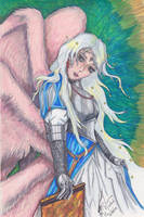 Alextressia the Dragon of Judgement by Black-Feather