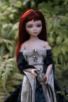 Ellowyne as Neshad from Mabinogi by Black-Feather
