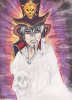 Gwyllion Wip from Mabinogi by Black-Feather