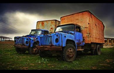 old friends by Tagirov