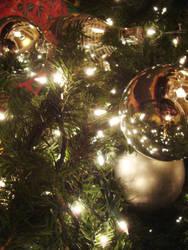 christmas tree by ilu123