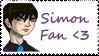 Simon Fan by Rousumouse