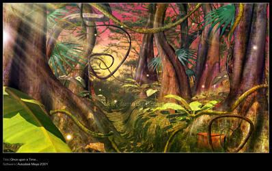 Once upon a Time... by Rakiura