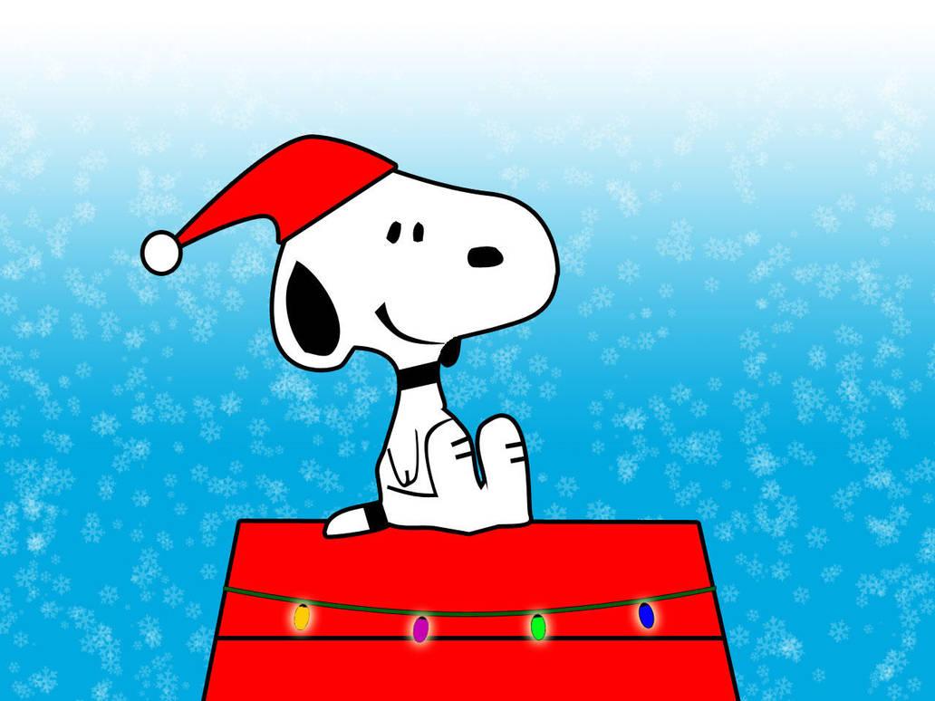Snoopy Christmas by frettsy