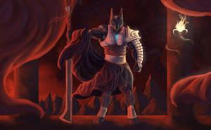 Amur The Blood-Sworn by Cryptos13