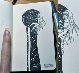 Inktober #5 by Elanory