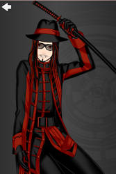 Me If I Was In Rwby by zorrodefender6