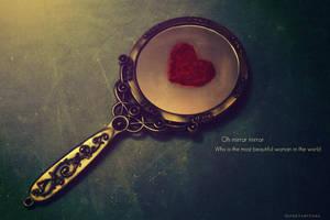 Mirror Mirror by devil-dxb