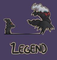[pokecember '16] day 26 - fav legendary pokemon by lurils