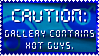 Hot Guy Gallery Stamp by JFG107-Stamps