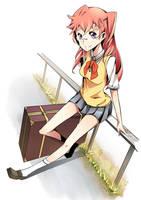 Takatsuki Ichika by Firecel