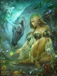 Elf princessA by zinnaDu
