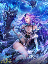 Ice WitchA by zinnaDu