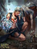DivinerReg by zinnaDu