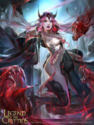 Blood sucker_adv by zinnaDu