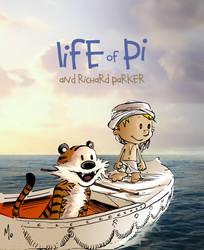 Life of Pi by Corsariomarcio