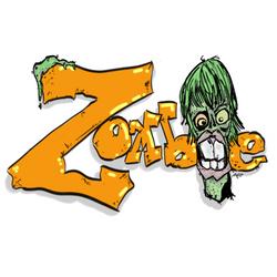 Zombie by slashdraw