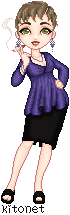 Pixel Glam Avatar by Kitonet