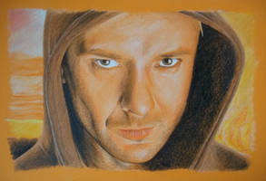 The Master/ John Simm by RaionK