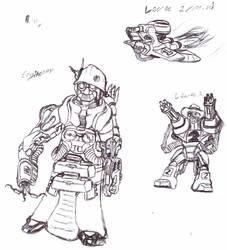 More Gun - Less Heresy by gufu1992
