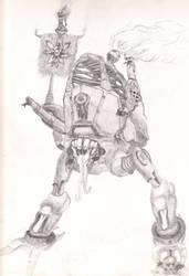 Chaos Sentinel by gufu1992