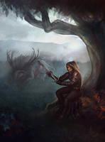 The Witcher by demonunicorn