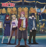 Fairy Tail by LightningFarron165