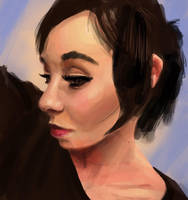 Portrait 0 by stevenf