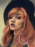 Portrait 2 by stevenf