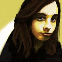 Portrait 5 by stevenf