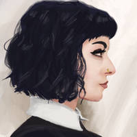 Portrait 8 by stevenf