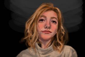Portrait 14 by stevenf