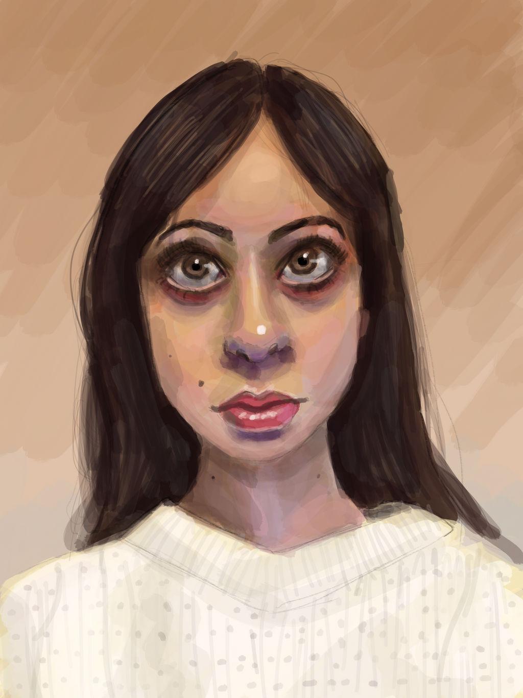Portrait 24 by stevenf