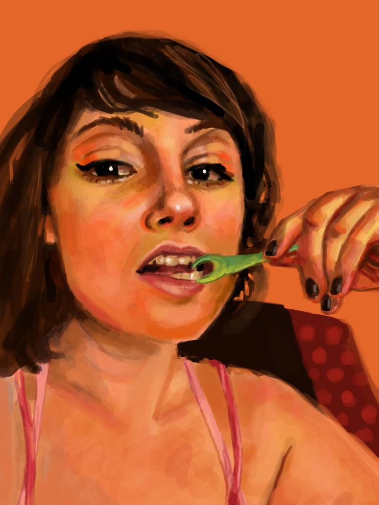 Portrait 25 by stevenf