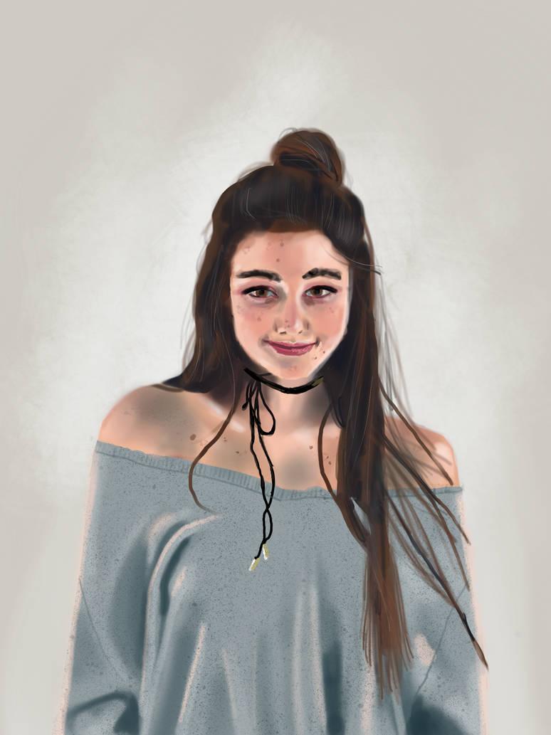 Portrait 42 by stevenf