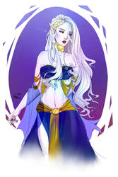 :Commission: Alinta by Thugithug