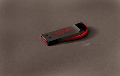 Sandeep's Disk - SanDisk by smartsendy34