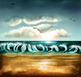 Oceanic Desire by smartsendy34