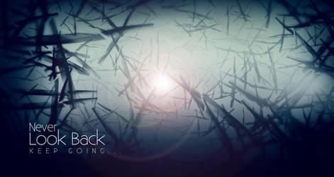 Never Look Back by smartsendy34
