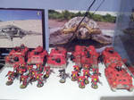 Progress of Blood Angels 2012 by Stefoserpent