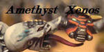 Amethyst Xenos Banner by Stefoserpent
