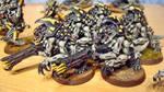 Hive Fleet Daedalus Blind Artillery by Stefoserpent