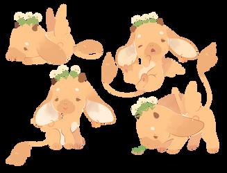 Chamomiles by strangelykatie